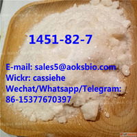 Top Quality 99% 2-Bromo-4-Methylpropiophenone CAS 1451-82-7