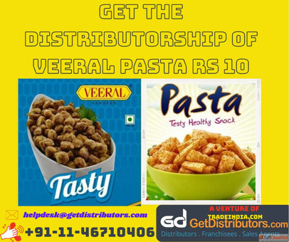 Get the Distributorship of VEERAL PASTA RS 10