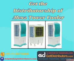 Get the Distributorship of Alexa Tower Cooler