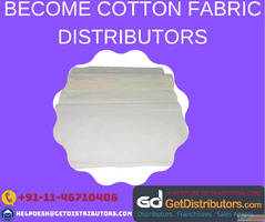 Become Cotton Fabric Distributors