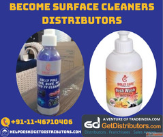 Become Surface Cleaners Distributors