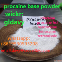 top 1 supplier sells procaine base powder procaine hcl powde...