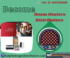 Become Room Heaters Distributors