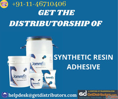 Distributorship Opportunities of Synthetic Resin Adhesive in...