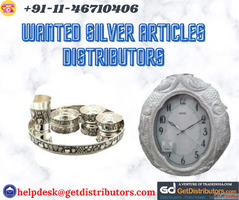 GetDistributors offers Silver Articles distributorship oppor...