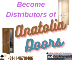 Become Distributors of Anatolia Doors