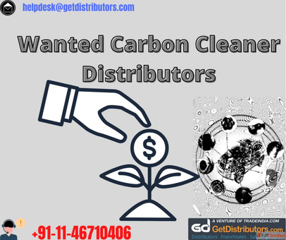 Wanted Carbon Cleaner Wholesale Dealers