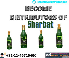 Become Distributors of Sharbat In Your City