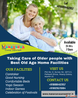 Taking Care of Older People with Best Old Age Home Facilitie...