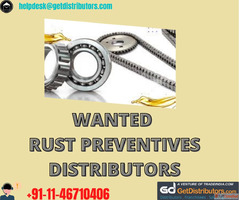 Rust Preventives Distributors Wanted