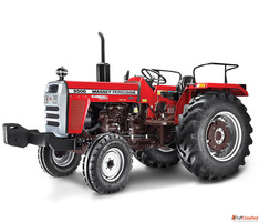 Massey 9500 Tractor - Finest Tractor Model for Indian Farmin...