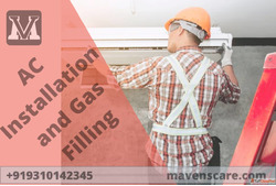 MavensCare, the one-stop solution for AC Installation and Ga...