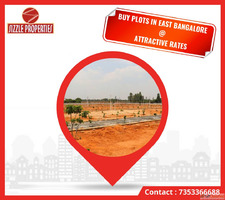 Offering residential layouts for sale in Bangalore at attrac...