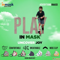Buy the best quality cotton masks for kids