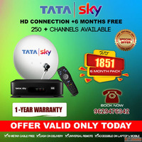 Tata Sky New Connection Tiruppur | 9629476342 | Coimbatore