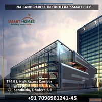 Buy Commercial NA Land At High Access Corridor TP4B1 Dholera...
