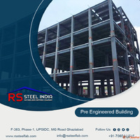 New Designs Pre Engineered Building Manufacturer in India
