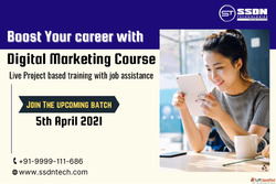Join The Digital Marketing Training Institute in Noida