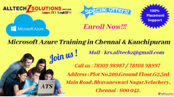Microsoft Azure Training Center in Chennai & Velachery