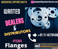 Wanted Flanges Distributors
