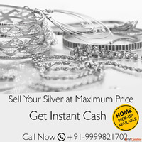 Sell Silver In Gurgaon | Silver Buyers Near Me