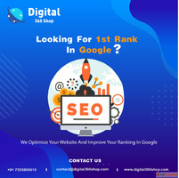 Best SEO Company in Lucknow | SEO Services - Digital360Shop