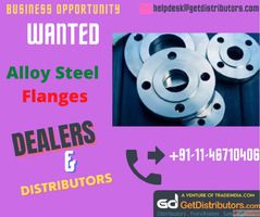 Wanted Alloy Steel Flanges Distributors