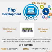 The PHP Training Institute in Noida, that makes you job-read...