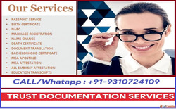 BIRTH CERTIFICATE AGENTS IN RAIPUR -93-1072-4109