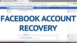 How can i recover your Facebook Account?