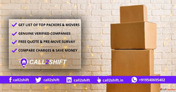 Best Packers and Movers in Delhi - Call2Shift