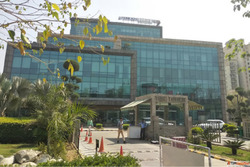 office space for rent in time tower mg road gurugram | comme...