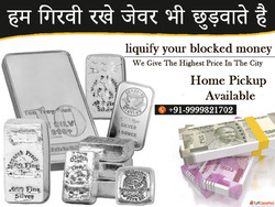 Get Instant Or Highest Cash For Silver In Gurgaon