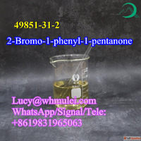 2-Bromo-1-phenyl-1-pentanone CAS 49851-31-2 Factory Direct S...