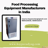 Get Best Food Processing Equipment Manufacturers in India | ...