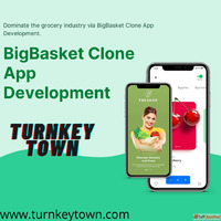 Turn your ecommerce store with BigBasket Clone App Developme...