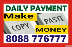 Online Part time work | Copy paste jobs | Daily Income | 211...
