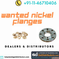 Wanted Nickel Flanges Distributors