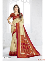 Latest Printed Designer Saree | Buy Designer Sarees Online