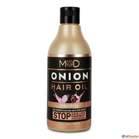 Onion hair oil for hair growth