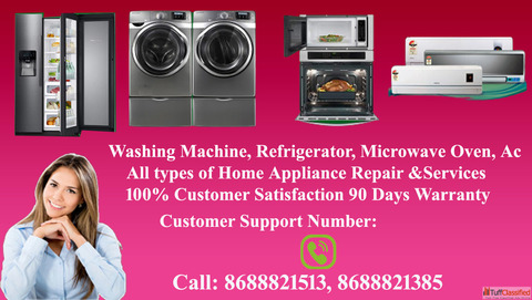 Whirlpool Washing machine Service Center in Chunabhatti