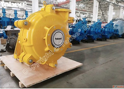 8/6E AHR Slurry pump for minerals processing plant