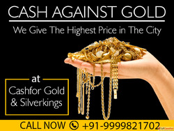 Gold Buyers In Andrews Ganj | Sell Gold Online