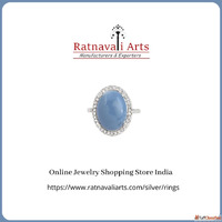 Buy Silver Rings Online India | Online Jewelry Shopping Stor...