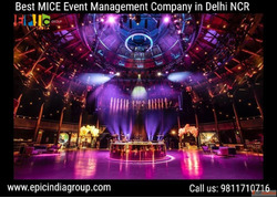 Best MICE Event Management Company in Delhi NCR