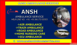 Get Diamond with Superior Emergency Train Ambulance Service ...