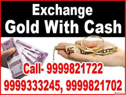 Sell gold for cash in Tilak Nagar