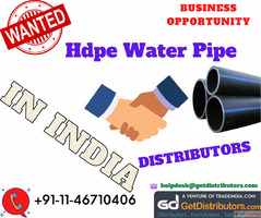 Wanted Hdpe Water Pipe Distributors