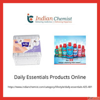 Daily Essentials Products Online | Buy Daily Essentials Orde...