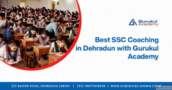 Best SSC Coaching in Dehradun with Gurukul Academy